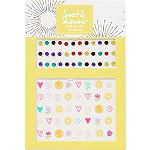 Sweet & Shimmer Nail Art Kit