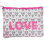 Sweet & Shimmer Spring Cosmetic Bag