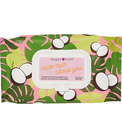 Sugar Rush - Coco-Nuts About You Makeup Removing Biodegradable Wipes