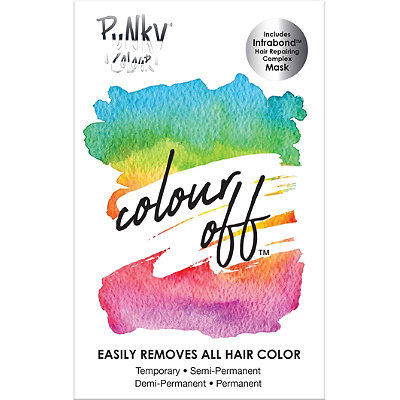 Colour Off Hair Color Remover for Temporary, Semi, Demi and Permanent Color