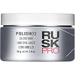 Rusk Polish03 Gloss Wax