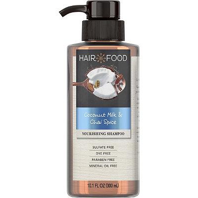 Coconut & Chai Spice Nourishing Sulfate Free Shampoo