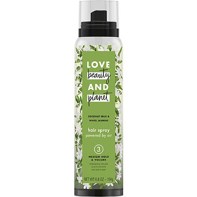 Coconut Milk Medium Hold & Volume Hair Spray