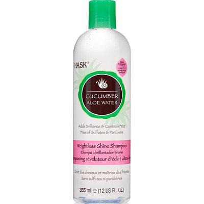 Cucumber & Aloe Water Shampoo