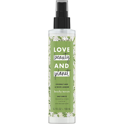 Coconut Milk Beachy Texture Salt Spray