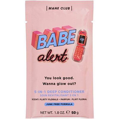 Babe Alert 5-In-1 Deep Conditioner