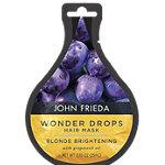 John Frieda Wonder Drops Blonde Brightening Hair Mask