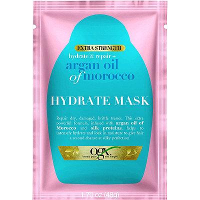 Hydrate & Repair + Argan Oil of Morocco Hair Mask