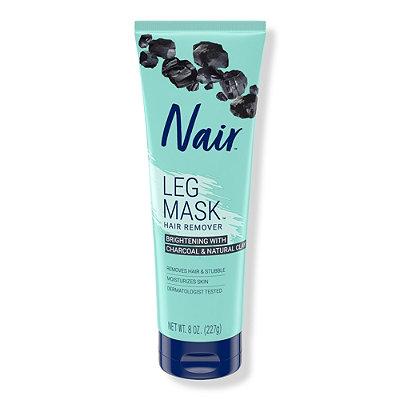 Charcoal Brighten & Smooth Leg Mask