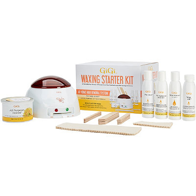 At Home Beginner Waxing Starter Kit