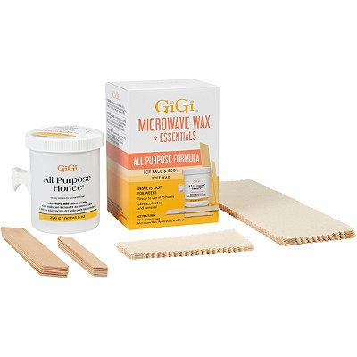 All Purpose Honee Microwave Wax & Essentials