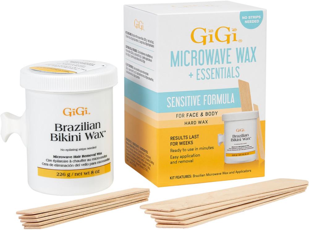 Brazilian bikini wax microwave formula, big brother kaitlin naked
