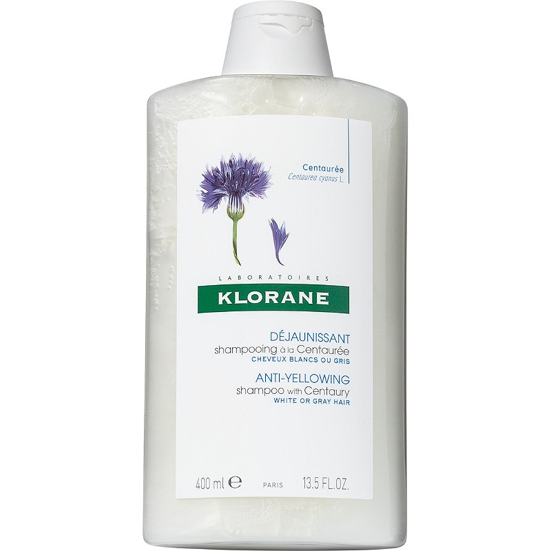 Klorane Anti Yellowing Shampoo With Centaury For White And Silver Hair Ulta Beauty