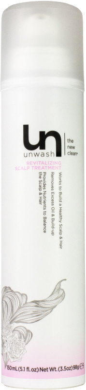 Effervescent Scalp Treatment by Unwash