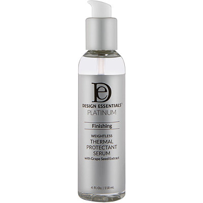 Weightless Thermal Protectant Serum with Grape Seed Extract