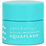 Patchology Online Only FREE Aquaflash Daily Gel Moisturizer Deluxe Sample w/any $20 Patchology purchase