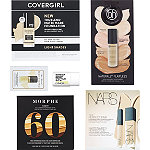 Online Only FREE 6 Pc Foundation Bag with any $25 online makeup purchase