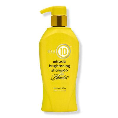 Brightening Shampoo For Blondes