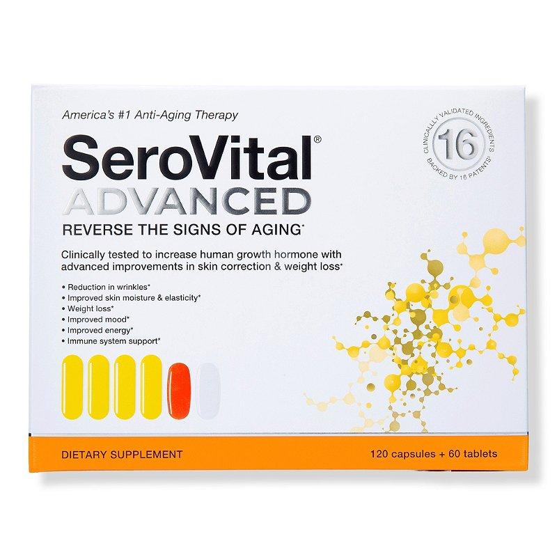 Image result for SeroVital: Benefits & Side Effects