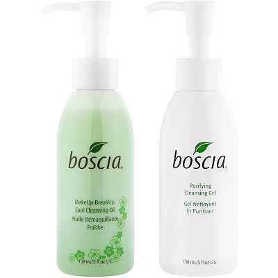 Online Only A Clean Slate - The Double-Cleansing Duo