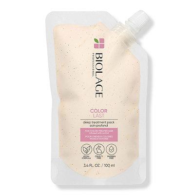 Biolage ColorLast Deep Treatment Pack Multi Use Hair Mask