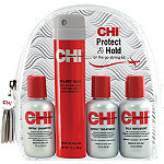 Chi Protect And Hold On The Go Styling Kit