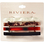Riviera Barrette Set 4 Pc