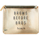 Benefit Cosmetics Free Brows Before Bros Cosmetic Bag with $50 brand purchase