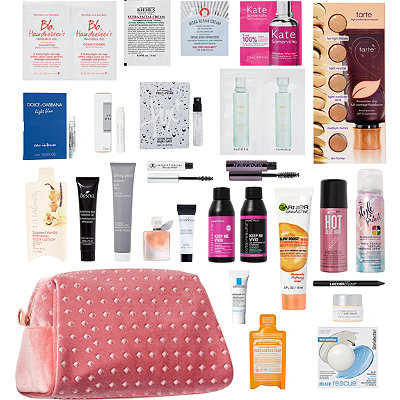 FREE 26 Pc Beauty Bag with any 70 online purchase