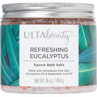 Refreshing Eucalyptus Epsom Bath Salts