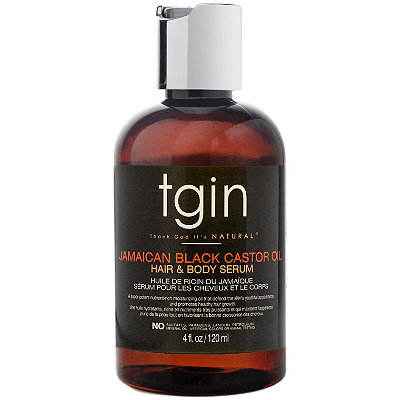 Jamaican Black Castor Oil Hair And Body Serum 4oz