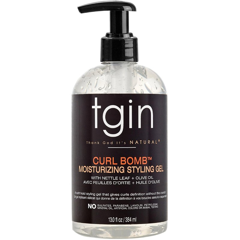 Tgin Curl Bomb Moisturizing Styling Gel 13oz Ulta Beauty