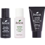 boscia Online Only FREE 3 Pc Boscia Gift w/any $30 Skincare purchase