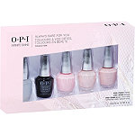 OPI Always Bare For You Infinite Shine 5pc Mini Pack