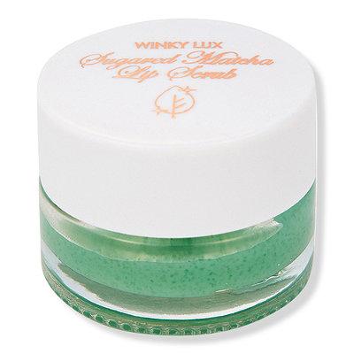 Sugared Matcha Lip Scrub
