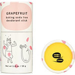 Meow Meow Tweet Grapefruit Baking Soda Free Deodorant Stick
