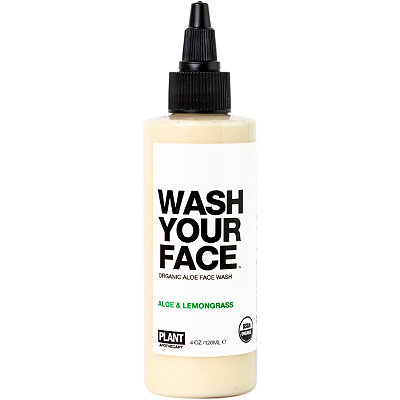 Wash Your Face Organic Face Wash