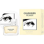 Calvin Klein Online Only FREE Women Eau de Parfum Deluxe Mini w/any large spray Calvin Klein Women Eau de Parfum purchase