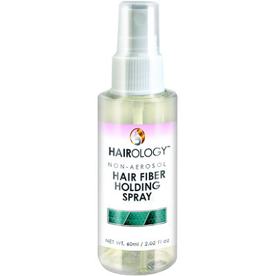 Hair Fiber Holding Spray