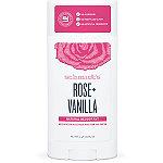 Schmidts Rose + Vanilla Deodorant Stick