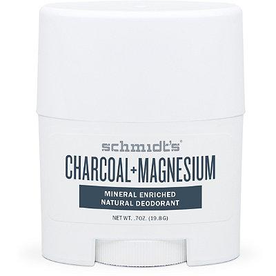 Travel Size Charcoal + Magnesium Deodorant Stick