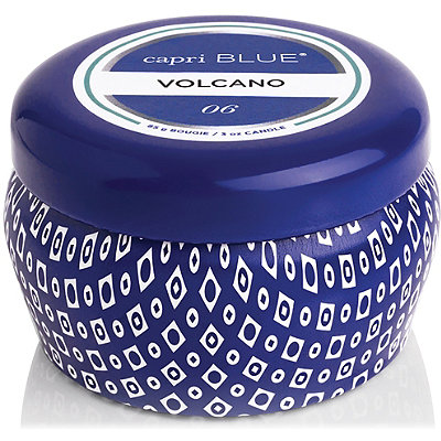 Online Only Volcano Mini Jar Candle