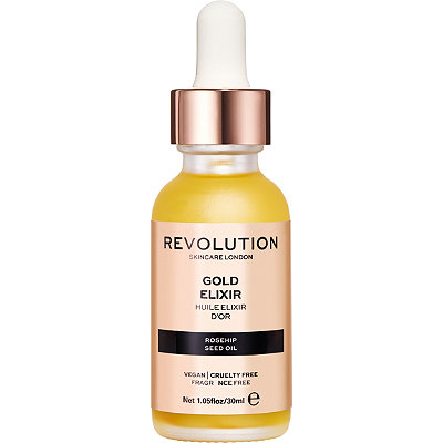 Online Only Rosehip Seed Oil - Gold Elixir