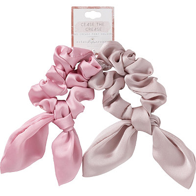 Satin Twisters With Bow