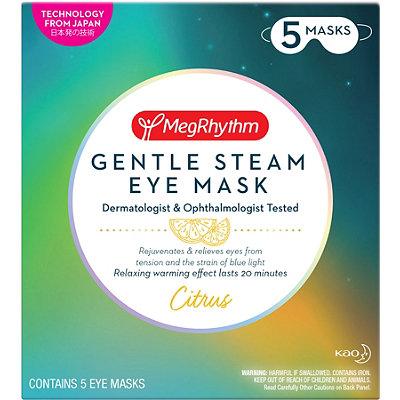Gentle Steam Citrus Eye Mask