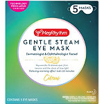 MegRhythm Gentle Steam Citrus Eye Mask