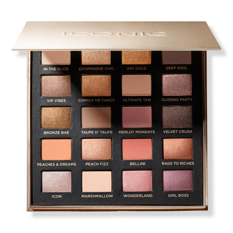 Online Only Day To Slay Eyeshadow Palette by Iconic London