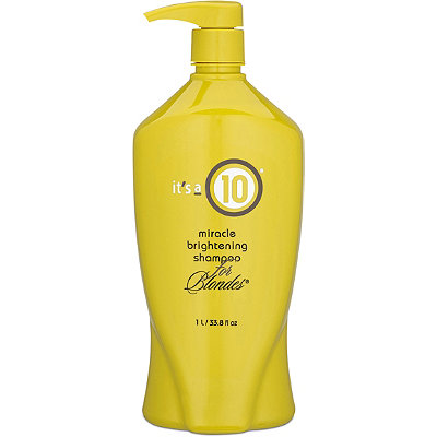 Brightening Shampoo For Blondes