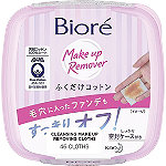 Bioré Cleansing Makeup Removing Cloths