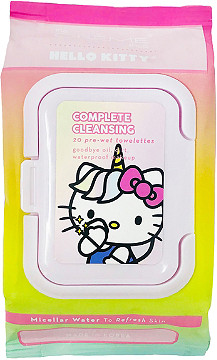 a2b07b3a4 The Crème Shop Hello Kitty Complete Cleansing MIcellar Water ...